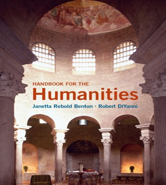 Handbook for the Humanities 1st Edition DiYanni Benton Test Bank