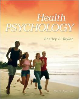 Test Bank for Health Psychology 9th Edition Shelley Taylor Download