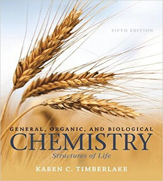General Organic and Biological Chemistry Structures of Life 5th Edition Timberlake Test Bank