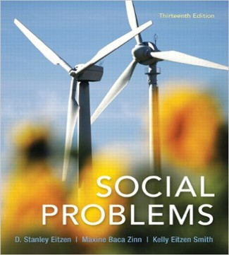 Social Problems 13th Edition Eitzen Baca Zinn Smith Test Bank