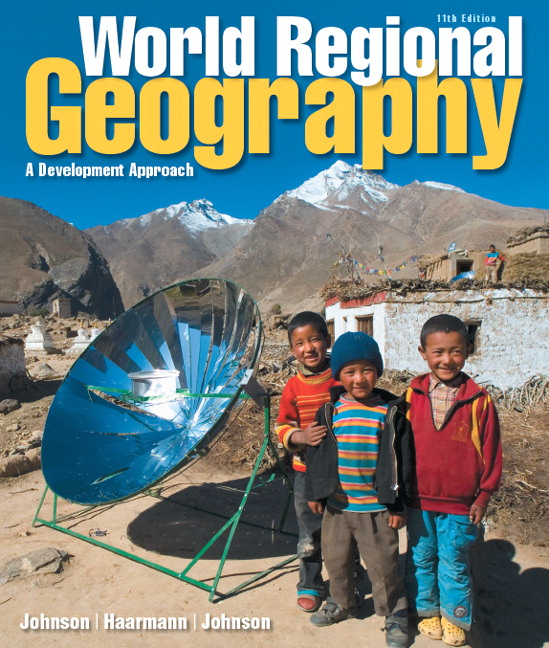 Test Bank for World Regional Geography: A Development Approach, 11/E 11th Edition