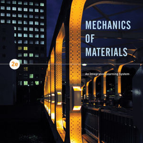 Complete Solution Manual for Mechanics of Materials: An Integrated Learning System, 2nd Edition by Timothy A. Philpot 9780470565148