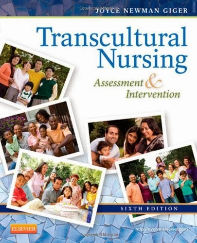 Test Bank Transcultural Nursing Assessment and Intervention 6th Edition Giger