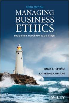Test Bank for Managing Business Ethics Straight Talk about How to Do It Right 6th Edition Linda K Trevino Download