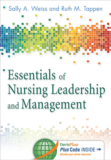 Test Bank Essentials Nursing Leadership Management 6th Edition Weiss Tappen