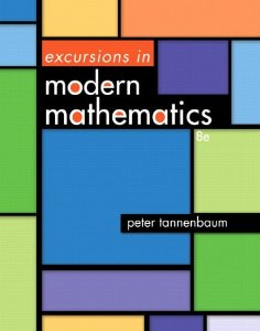 Test Bank for Excursions in Modern Mathematics 8th Edition Peter Tannenbaum Download
