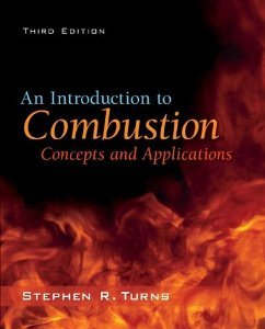 Solution manual for An Introduction to Combustion:Concepts and Applications Turns 3rd Edition