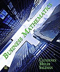 Solutions Manual to accompany Business Mathematics 12nd edition 0135109787