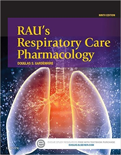 Raus Respiratory Care Pharmacology 9th Gardenhire Test Bank