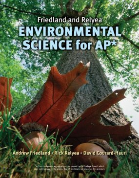 Test Bank for Friedland Relyea Environmental Science for AP
