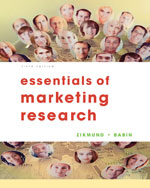 Test Bank for Essentials of Marketing Research, 5th Edition, William G. Zikmund, Barry J. Babin ISBN-10: 1133190642 ISBN-13: 9781133190646