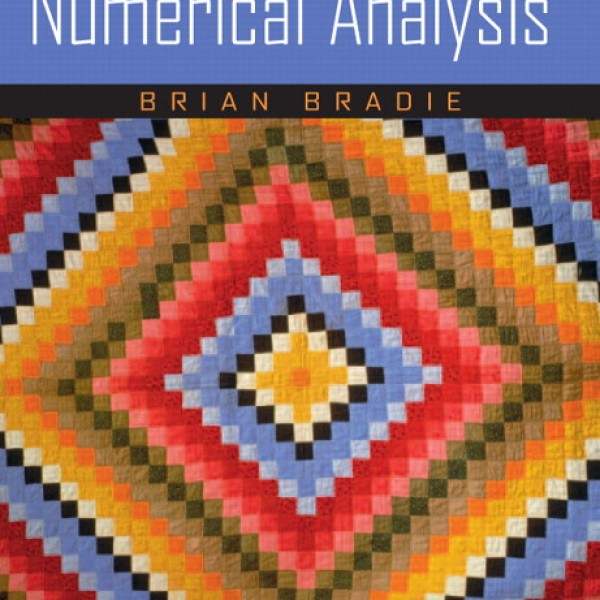 Solution Manual for A Friendly Introduction To Numerical Analysis 1/E by Bradie
