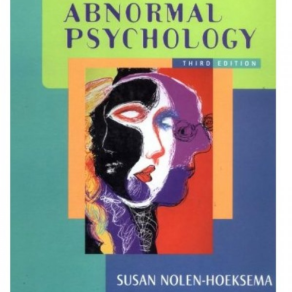 Test Bank for Abnormal Psychology 2/E Canadian by Nolen-Hoeksema