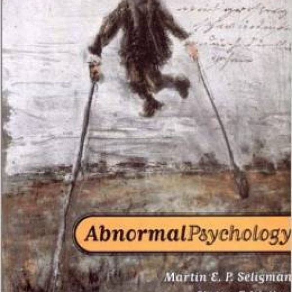 Test bank for Abnormal Psychology 4/E by Seligman