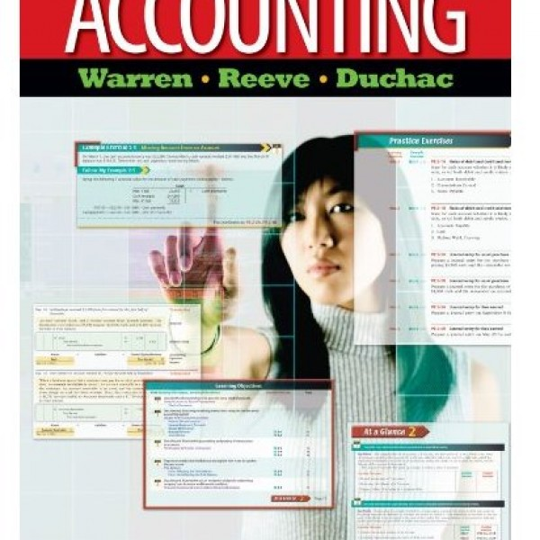 Solution Manual for Accounting 24/E by Warren