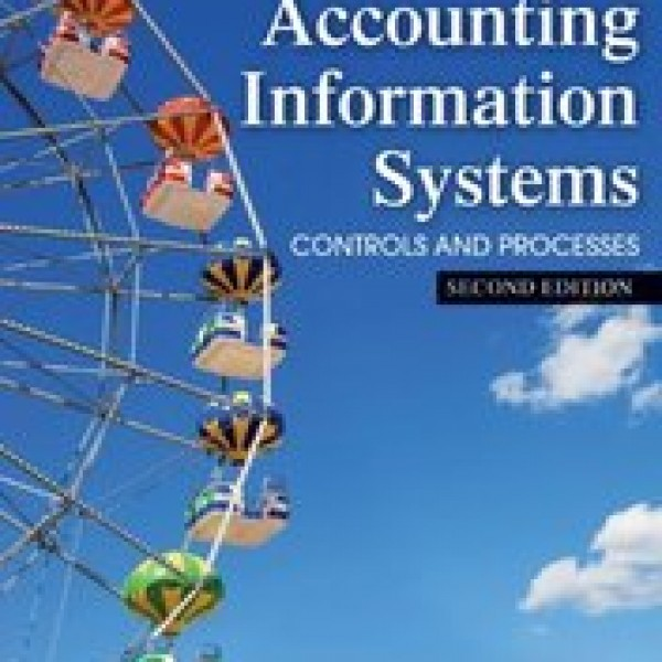Test Bank for Accounting Information Systems 2/E by Turner