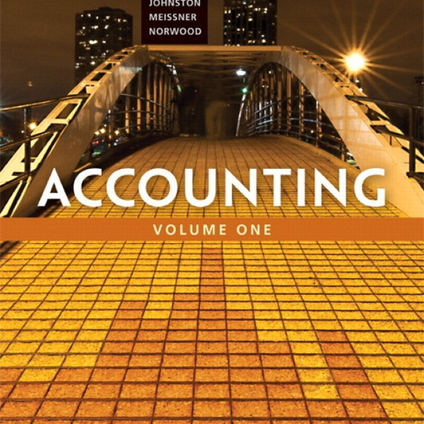 Solution Manual for Accounting Volume 1 9/E by Harrison