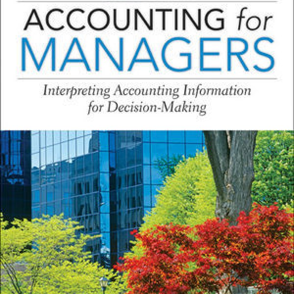 Solution Manual for Accounting For Managers 1/E Canadian by Collier