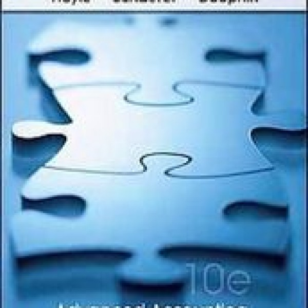 Test Bank for Advanced Accounting 10/E by Hoyle