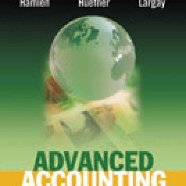 Solution Manual for Advanced Accounting 1/E by Hamlen