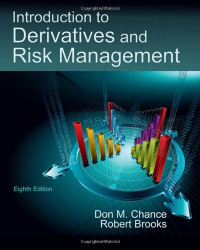 An Introduction to Derivatives and Risk Management 8th Edition By Chance, Brooks - Solution Manual