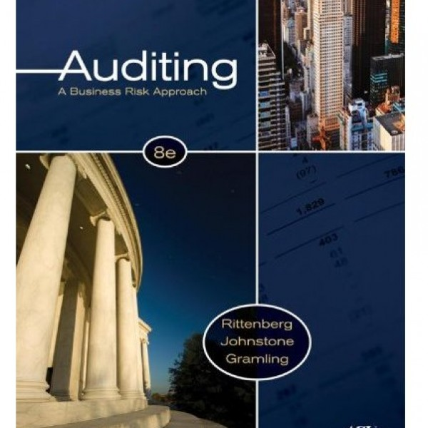 Test Bank for Auditing A Business Risk Approach 8/E by Rittenburg