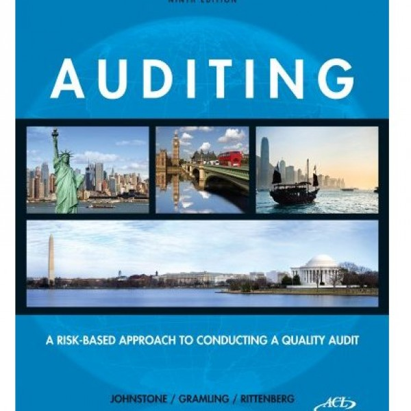 Solution Manual for Auditing A Risk Based Approach To Conducting A Quality Audit 9/E by Johnstone