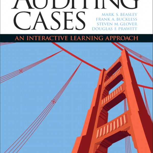 Solution Manual for Auditing Cases An Interactive Learning Approach 4/E by Beasley