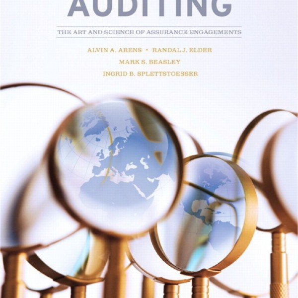 Solution Manual for Auditing The Art And Science Of Assurance Engagements 12/E Canadian Edition by Arens