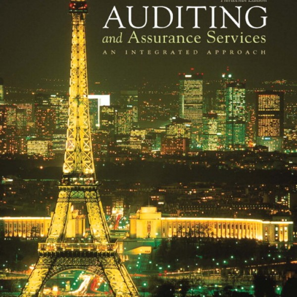 Solution Manual for Auditing And Assurance Services An Integrated Approach 13/E by Arens