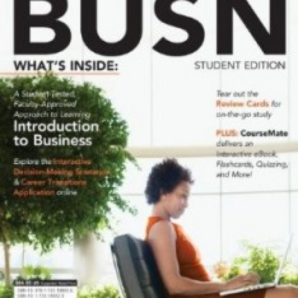 Test Bank for BUSN 6/E by Kelly