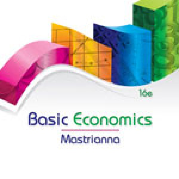 Test Bank for Basic Economics 15/E by Mastrianna
