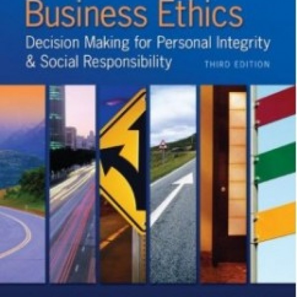 Test Bank for Business Ethics 3/E by Hartman
