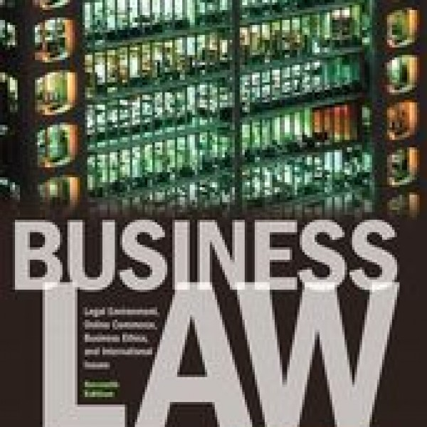 Solution Manual for Business Law Cheeseman 7/E by Cheeseman