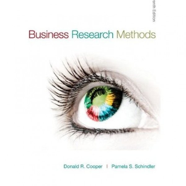 Solution Manual for Business Research Methods 11/E by Cooper