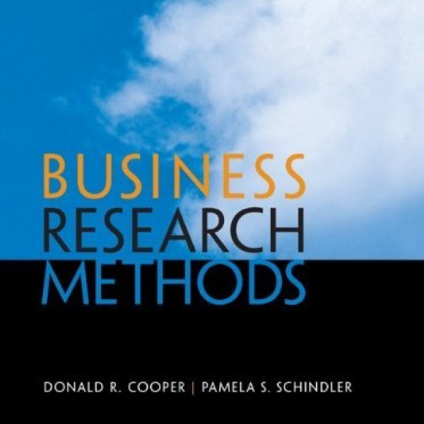 Solution manual for Business Research Methods 12/E by Cooper