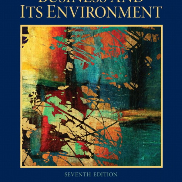 Test Bank for Business And Its Environment 7/E by Baron