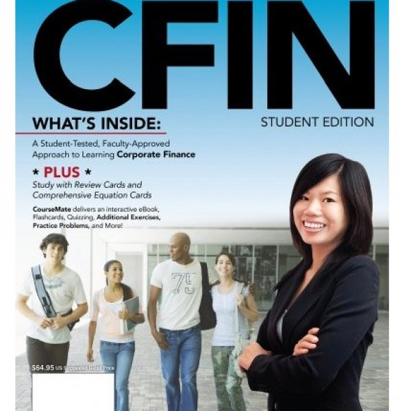 Solution Manual for Cfin 3 3/E by Besley