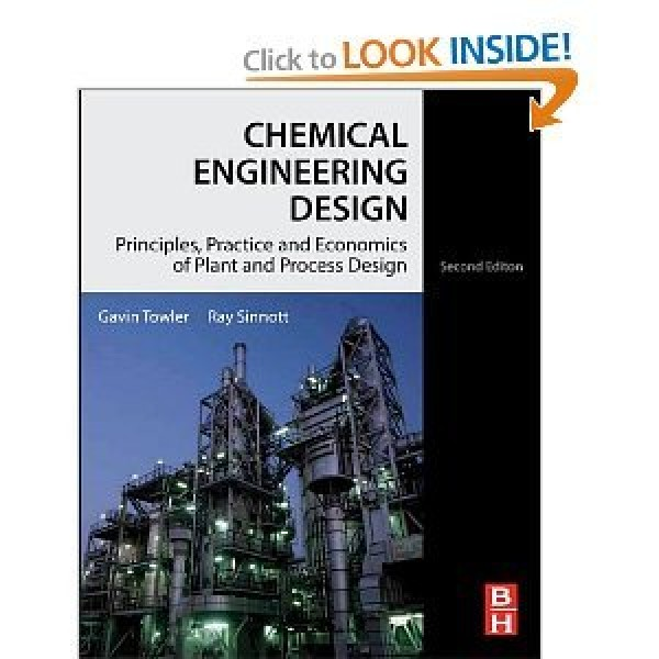 Solution Manual for Chemical Engineering Design Principles 2/E by Towler