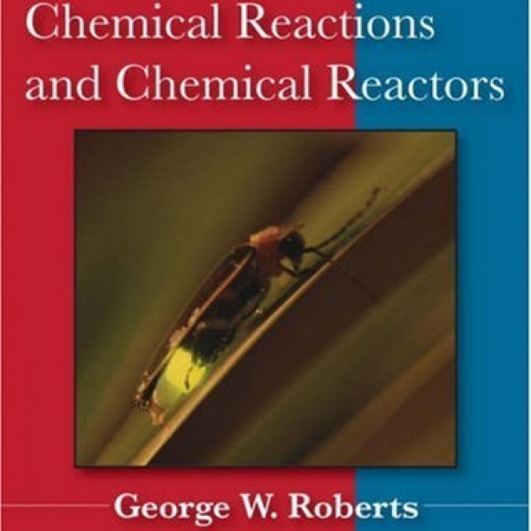 Solution Manual for Chemical Reactions And Chemical Reactors 1/E by Roberts