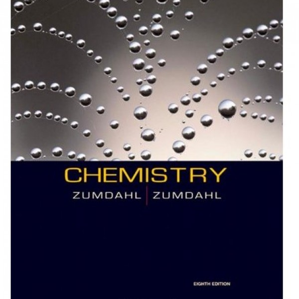 Test Bank for Chemistry 8/E by Zumdahl