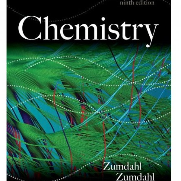 Solution Manual for Chemistry 9/E by Zumdahl