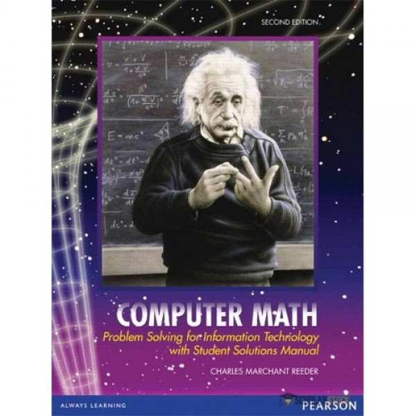 Test Bank for Computer Math Problem Solving For Information Technology 2/E by Reeder