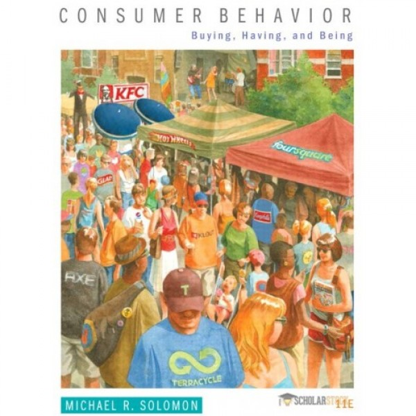 Solution Manual for Consumer Behavior Buying, Having, And Being 11/E by Solomon