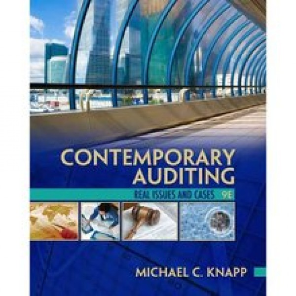 Solution Manual for Contemporary Auditing 9/E by Knapp