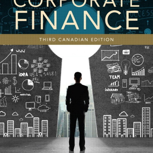 Solution Manual for Corporate Finance 3/E Canadian by Berk
