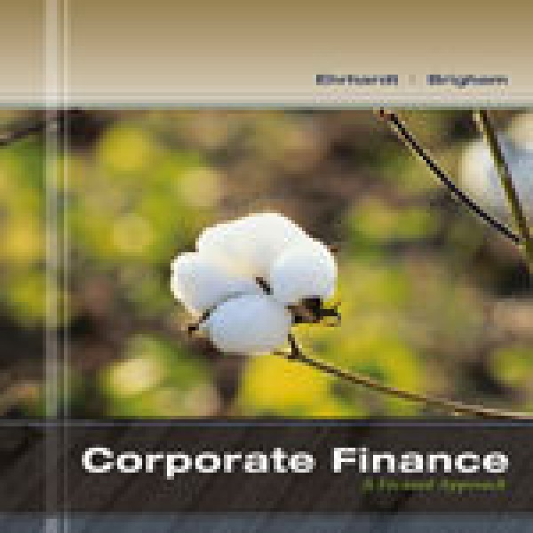 Solution Manual for Corporate Finance: A Focused Approach 5/E by Ehrhardt