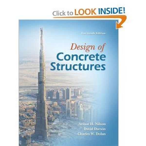 Solution Manual for Design Of Concrete Structures 14/E by Nilson