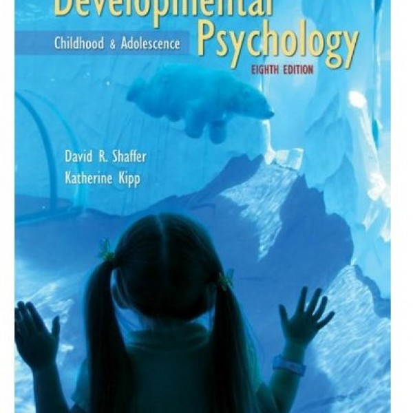 Test Bank for Developmental Psychology Childhood And Adolescence 8/E by Shaffer