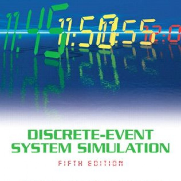 Solution Manual for Discrete-Event System Simulation 5/E by Banks